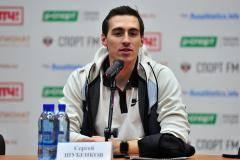 Сергей Шубенков: Я жив-здоров, есть небольшие ссадины и синяки (видео)