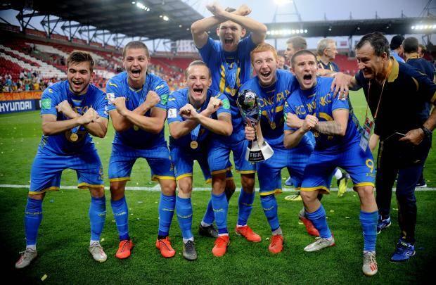 Чтобы повторить успех Украины, нам нужны 16 «Краснодаров»?