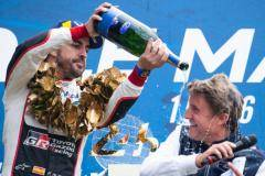 Алонсо – дважды двукратный! Испанец второй раз выиграл «Ле-Ман»