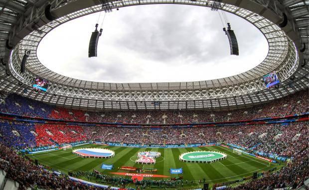 Чемпионат мира-2022 проведут в России?