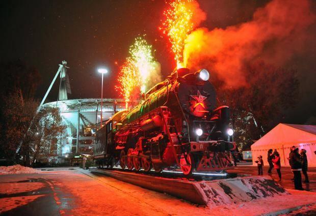 Rammstein и День железнодорожника - засады календаря РПЛ