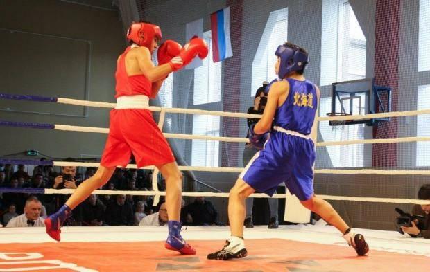 Японские боксеры сразятся с островными спортсменами