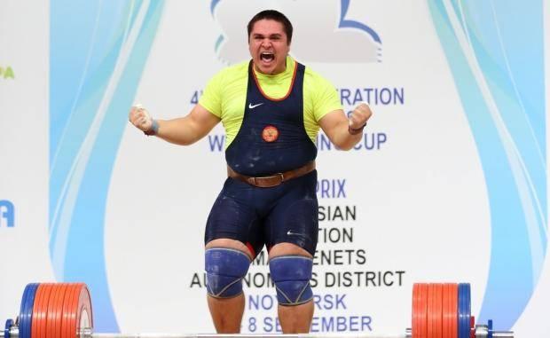 Представители Кубани выступят на чемпионате России по тяжелой атлетике