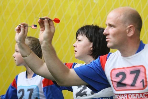 Спортивные семьи разыграли медали