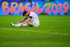 Месси – на грани провала: Аргентина – последняя в группе на Кубке Америки