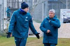 Мирча Луческу: Дзюба и Лунев звали на чемпионский парад, а «Зенит» – нет