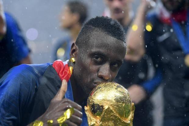 Блез Матюиди: Моим сотым матчем за сборную станет финал Евро-2020