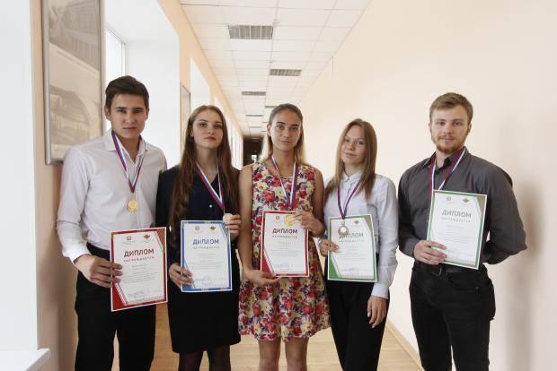 Лучшей команде Омской области по ГТО вручили медали
