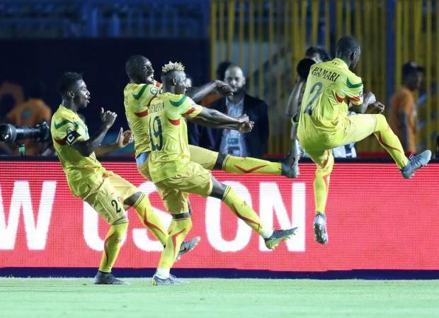 Мавритания крупно проиграла Мали на Кубке африканских наций