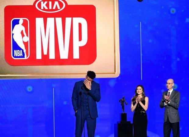 И все-таки Яннис: Адетокунбо – MVP регулярного чемпионата НБА