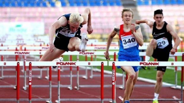 Татарстанец Семен Манаков выиграл первенство России в беге на 110 метров с барьерами