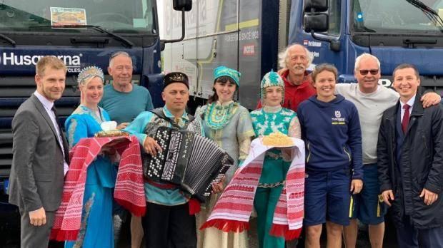 Участники ралли «Шелковый путь» прибыли в Татарстан