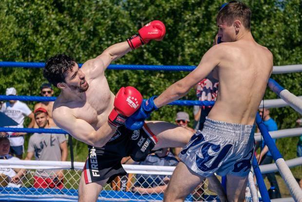 Гостей Олимпийского дня в Красноярске ждут зрелищные бои ММА и шоу «Силовой экстрим»