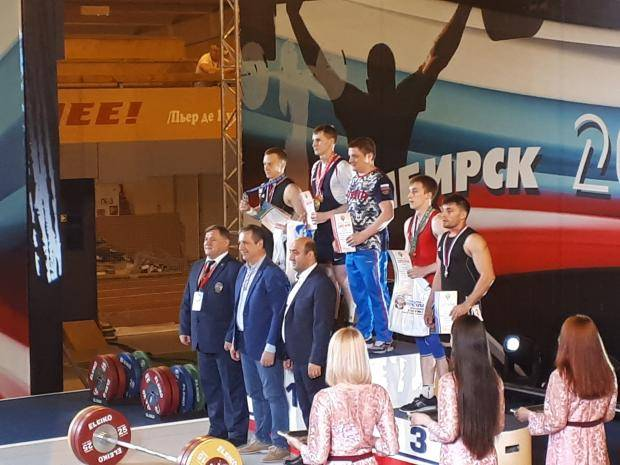 Третий день чемпионата – первое золото Новосибирской области