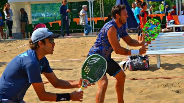 В Казани стартует Всемирный Гран-при по пляжному теннису