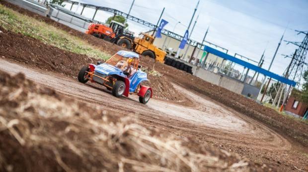 В Челнах пройдут Всероссийские соревнования по автокроссу