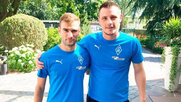 Гынсарь и Радоньич присоединились к «Крыльям Советов» на сборах в Австрии