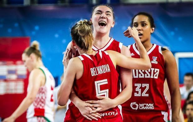 Выжили в «группе смерти». Россия – в плей-офф женского Евробаскета