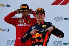 «Ред Булл» окрыляет… «Ред Булл». Ферстаппен выиграл Гран-при Австрии