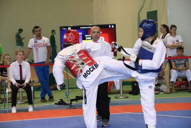 Определились чемпионы России по тхэквондо по спорту глухих
