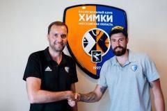 Карасев приехал к Шведу. Форвард «Зенита» перешел в «Химки»
