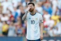 Сегодня на Кубке Америки суперматч: Месси против Бразилии