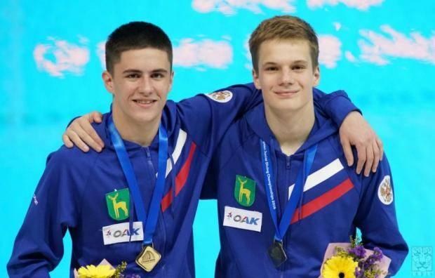 Григорий Иванов – трехкратный победитель первенства Европы по прыжкам в воду
