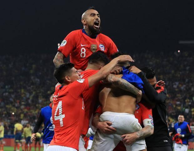 Чили штурмует рекорд Южной Америки
