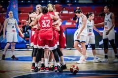 Россия – в 1/4 финала Евробаскета: в разгаре битва за путевку в Токио