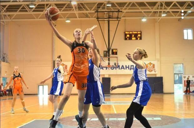 Сборная Ивановской области заняла шестое место на Спартакиаде учащихся России по баскетболу