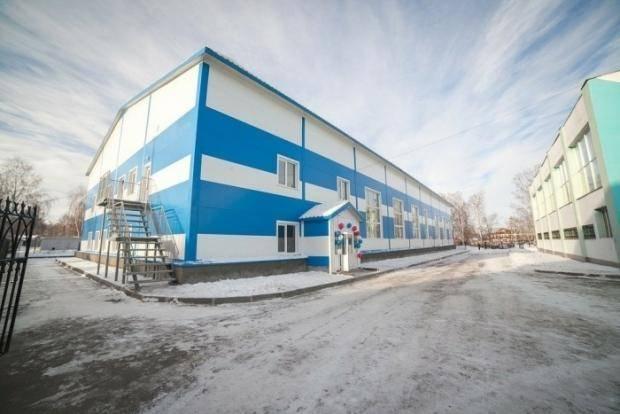 Глава региона проинспектировал строительство ФОКа в Кыштыме