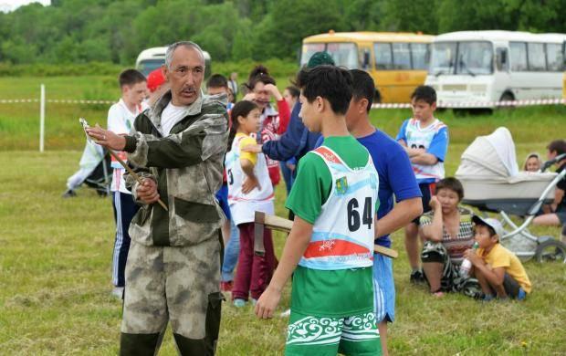 Спартакиада по национальным видам спорта среди представителей КМНС стартовала на Сахалине