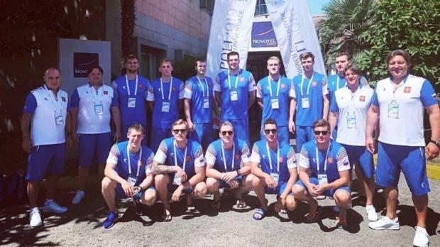 Мужская сборная России по водному поло одержала вторую победу на Универсиаде-2019