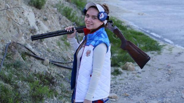 Татьяна Саранская завоевала серебро первенства мира по стендовой стрельбе