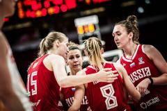 Сборная России уступила Испании в четвертьфинале Евробаскета