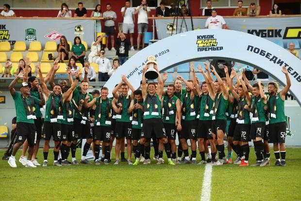 «Краснодар» победил «Спартак» и выиграл предсезонный турнир в Австрии