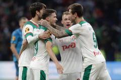 «Локомотив» благодаря дублю Алексея Миранчука выиграл Суперкубок России-2019