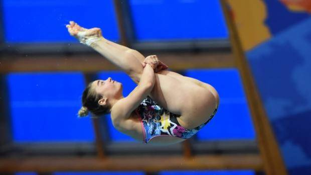 Карина Шкляр завоевала бронзу Универсиады в Неаполе