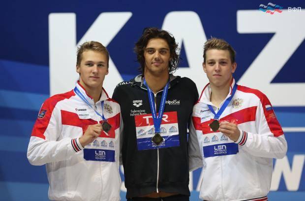 Николай Зуев завоевал второе серебро первенства Европы по плаванию