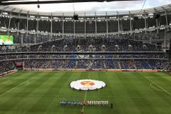 Суперкубок-2019: с полуголыми девицами, но без ажиотажа