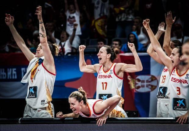 Испания выиграла женский чемпионат Европы