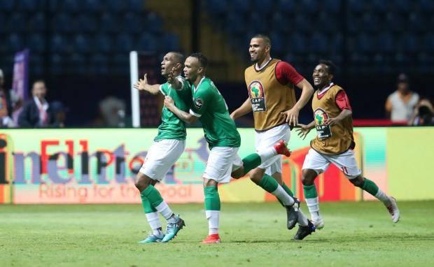 Мадагаскар вышел в четвертьфинал Кубка африканских наций