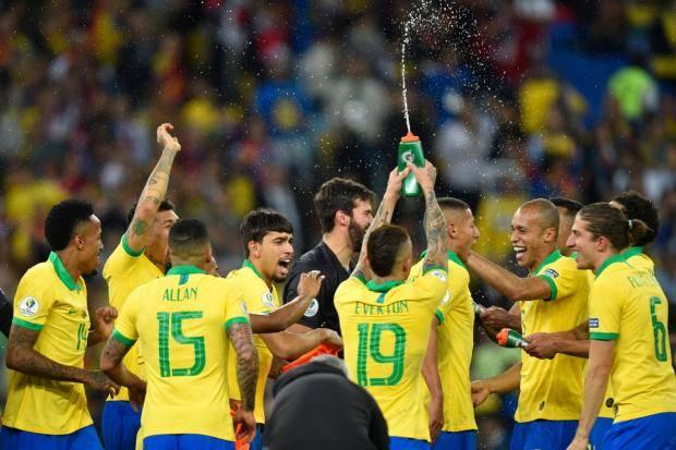 Сборная Бразилии – победитель Кубка Америки-2019