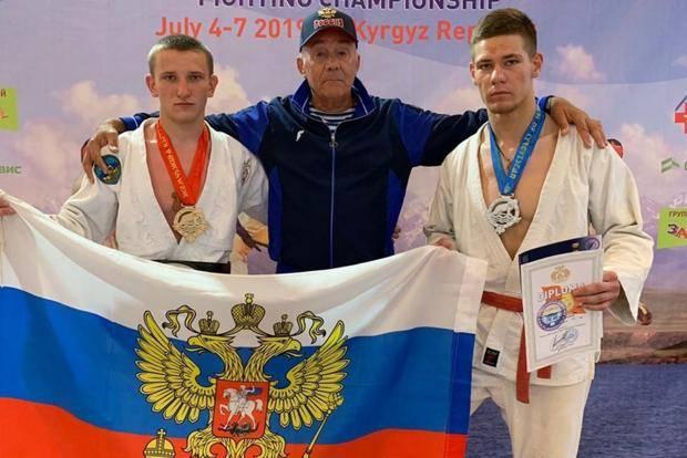 «Золото» и «серебро» с чемпионата Азии