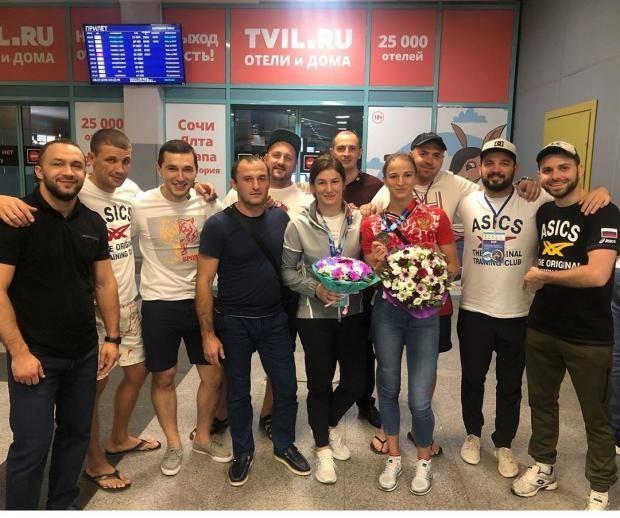 Любовь Овчарова победила на Гран-прии Испании