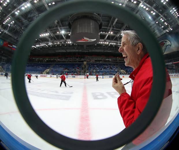 Иностранные тренеры нужны КХЛ. Они делают лигу сильнее