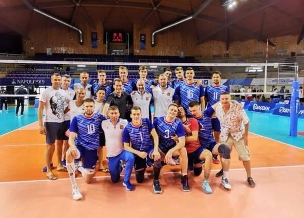 В четвертьфинале по волейболу россияне сыграют с японцами