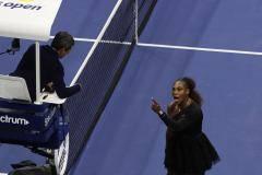 «Я назвала его вором, а он в ответ лишил меня гейма». Серена Уильямс – о финале US Open