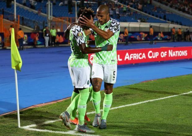 Сборная Нигерии, победив команду ЮАР, вышла в полуфинал Кубка африканских наций