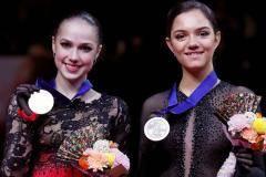 Гран-при-2019: Медведева разошлась с Загитовой, но попала под Трусову с Кихирой